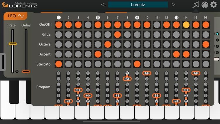 Lorentz - AUv3 Plugin Synth screenshot-7