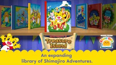Shimajiro's Adventures screenshot 1