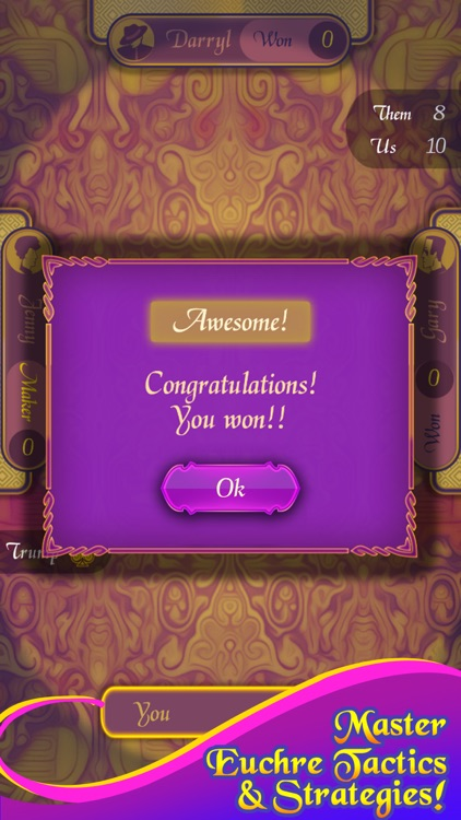 Euchre: Card Game screenshot-4