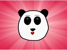 "Add some ""panda-monium"" to your iMessage conversations with these 70 ""unbearably adorable"" panda stickers"