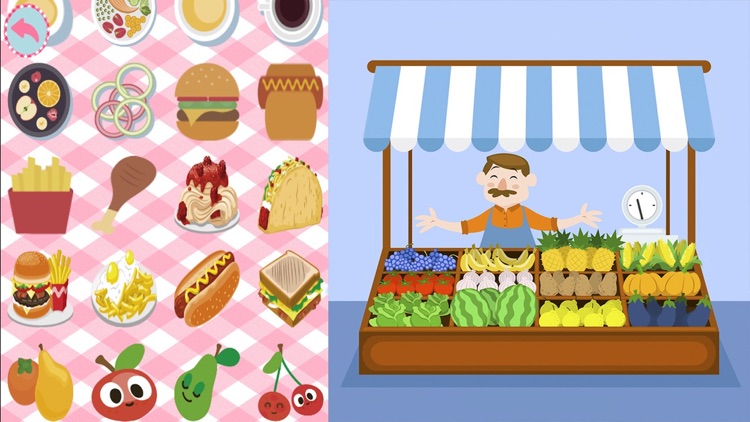 Top Chef sticker book 2D screenshot-3