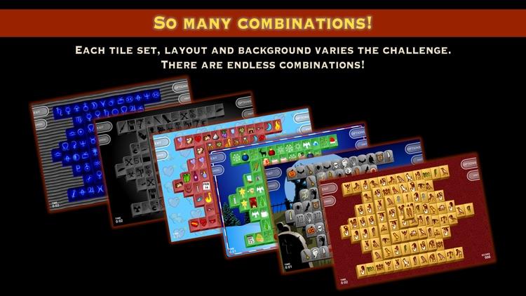 Mah Jongg Tiles Solitaire screenshot-3