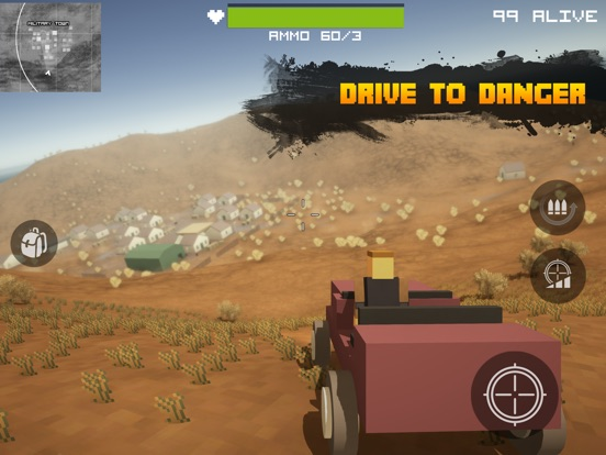 Zero Chance Battlegrounds screenshot 8