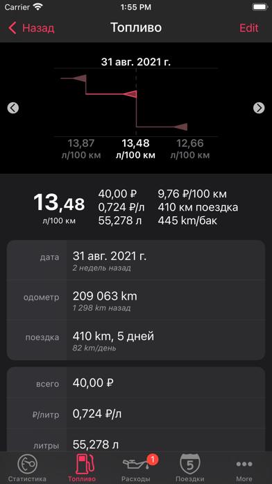 Скриншот №8 к Road Trip MPG