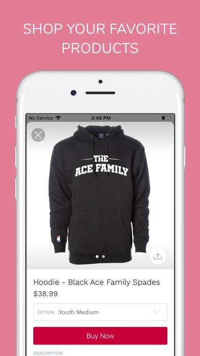 ACE Family. Screenshot 2