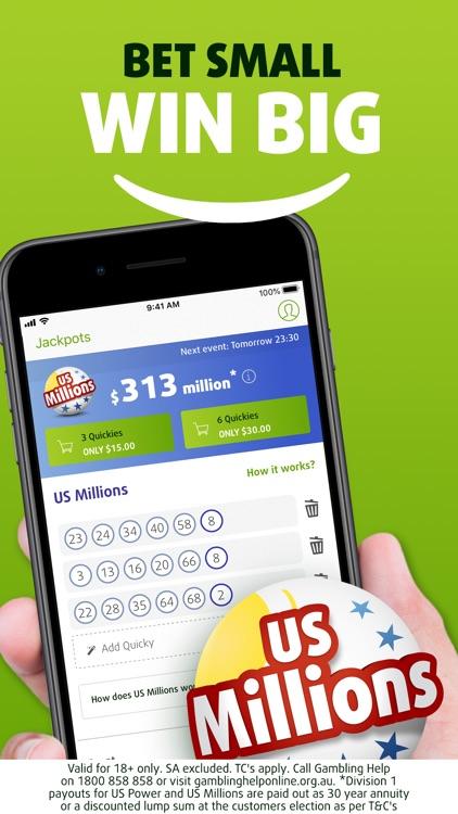Lottoland AU: The betting App screenshot-3