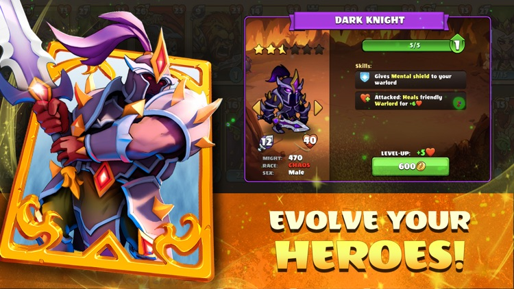 Mighty Party: Heroes Clash