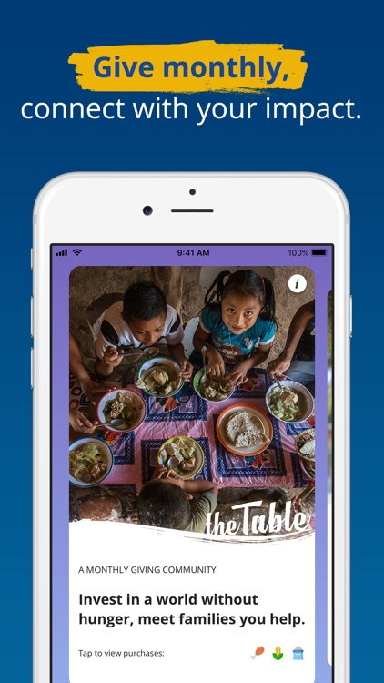ShareTheMeal screenshot-1