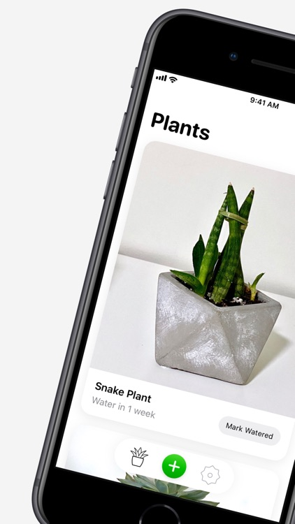 Plant Daddy — Water Reminders