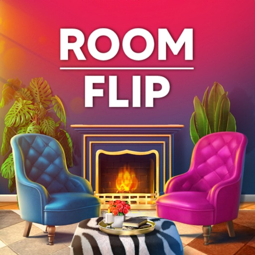 Room Flip™: Dream Home Design