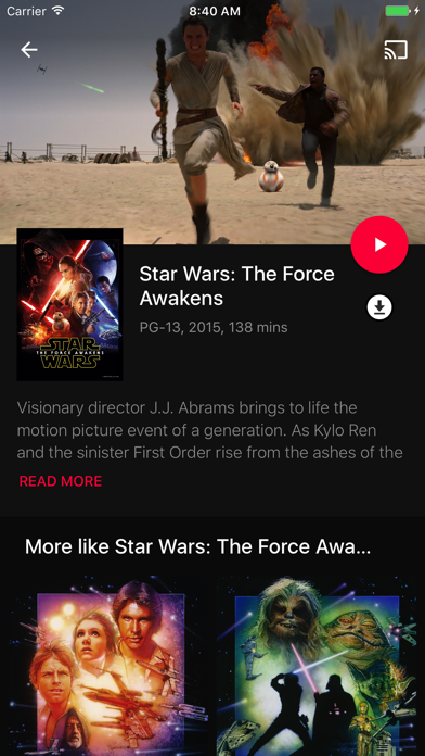 Google Play 무비/TV for Windows
