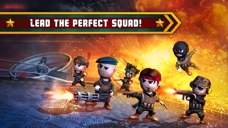 Pocket Troops: The Expendables screenshot-0