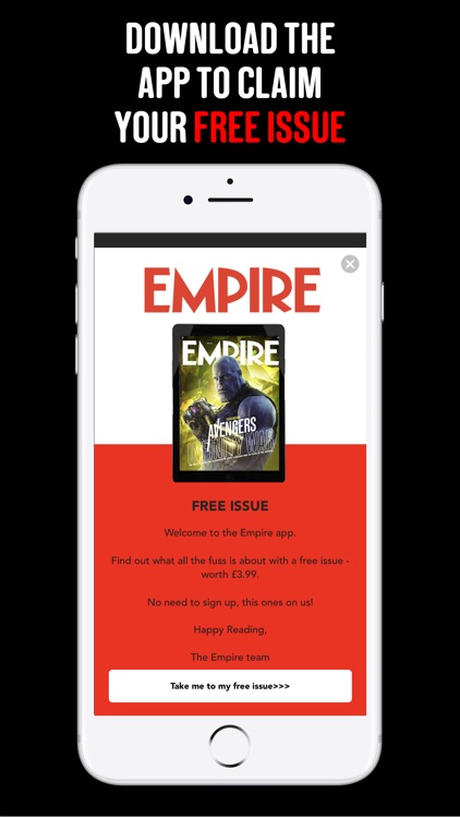Empire – The #1 Movie Magazine