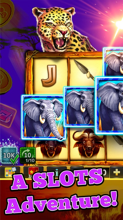 Slots Galaxy screenshot-3