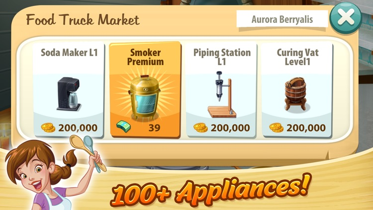Kitchen Scramble: Cooking Game screenshot-5