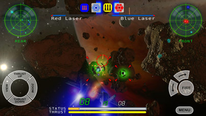 Screenshot from Nemesis Lite