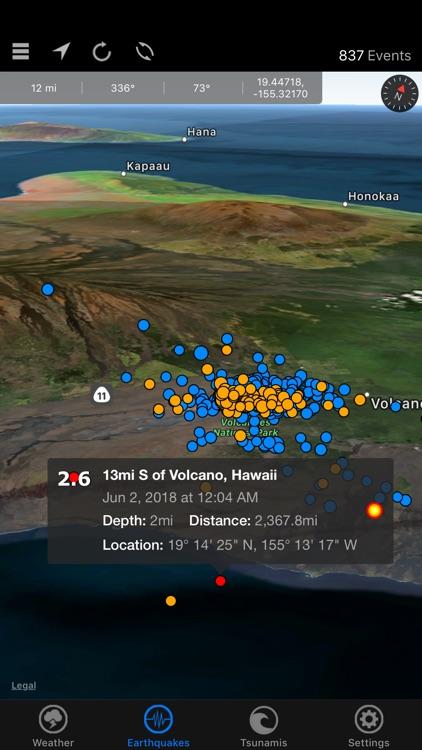 Natural Disaster Maps