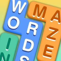 Words in Maze