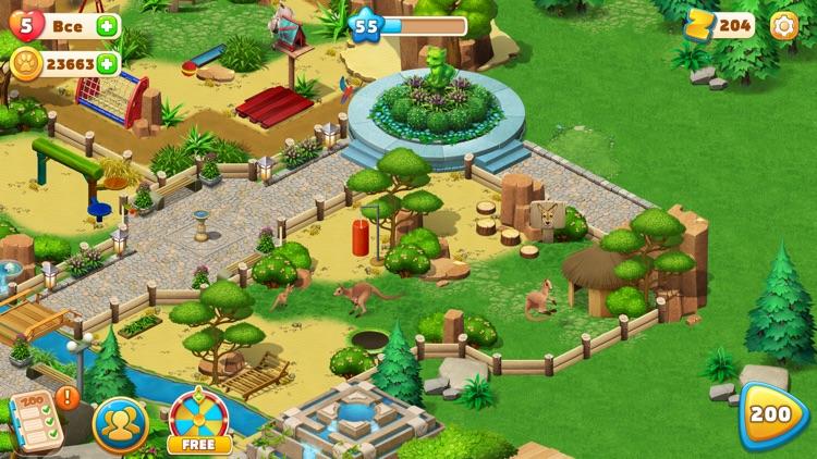 Family Zoo: The Story screenshot-6