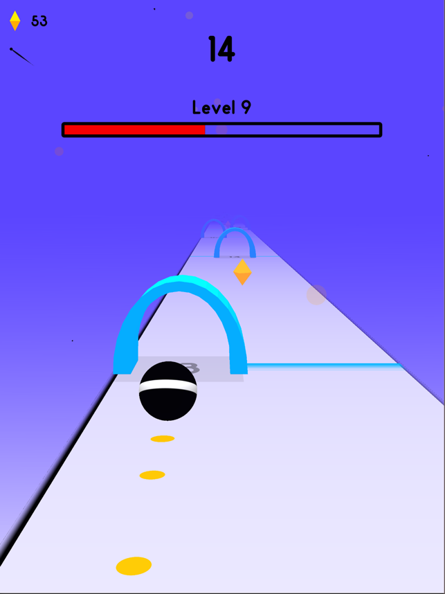 Ball Gates Screenshot