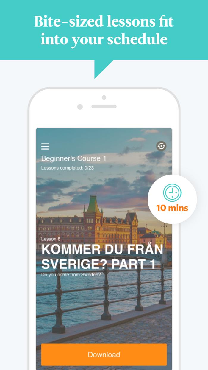 Babbel – Learn Languages Screenshot