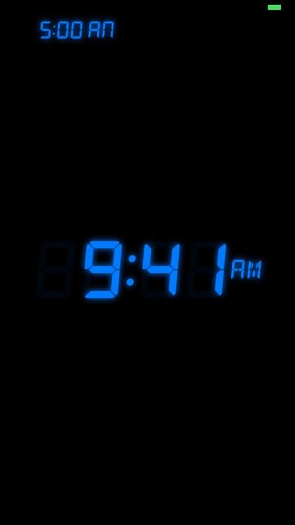 Mathe Alarm Clock - Black screenshot-3