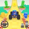 Craft Car Stunts 3D - iPadアプリ