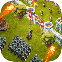 ‎Lords & Castles - Batalla MMO