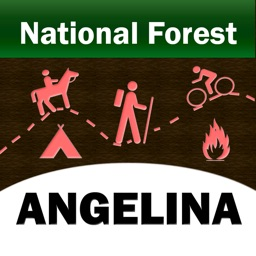 Angelina National Forest – GPS