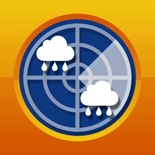 NOAA Weather Rain Radar
