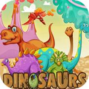可爱恐龙乐园