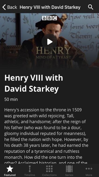 History Hit TV screenshot-6