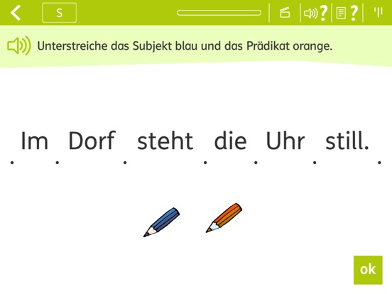 Deutsch 3 mit Zebra screenshot 9