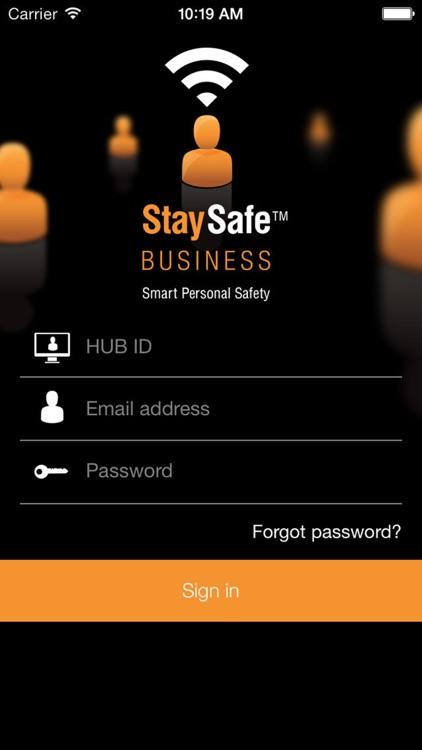 StaySafe Business
