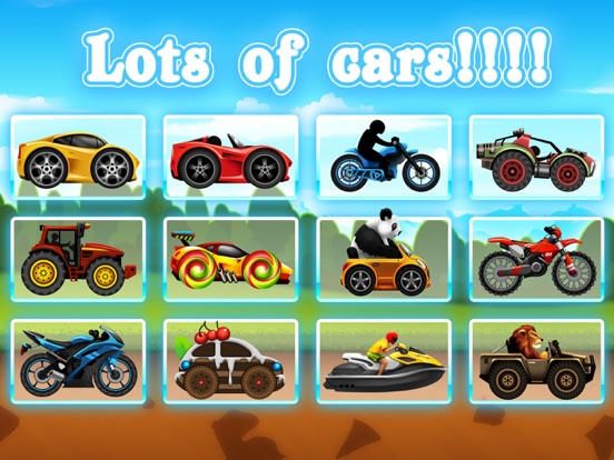 Fun Kid Racing Pro на iPad