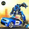 戦うロボットの車の追跡2021