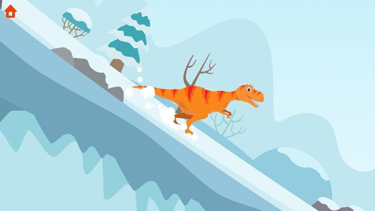 Jurassic Rescue - Dinosaur Go! screenshot-4