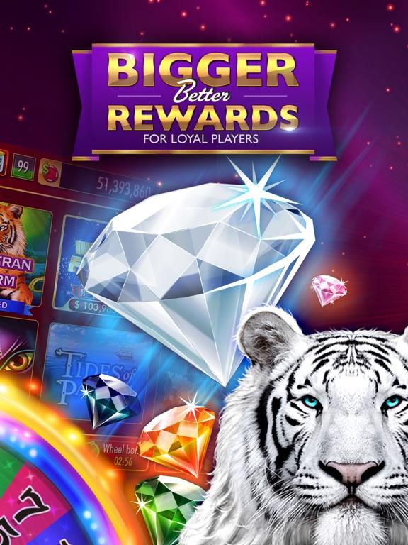 DoubleDown Casino Slots & More iPad