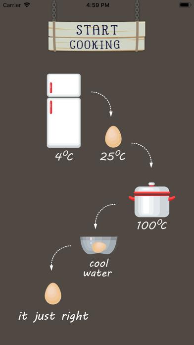 Egg Boiling Timer - 3 ways screenshot two