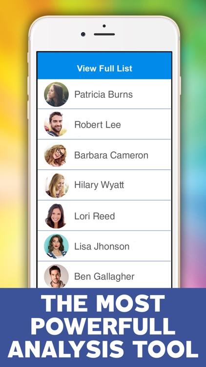 Social Account Radar screenshot-3