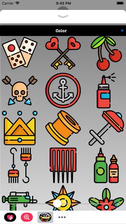 Tattoo Stickers HD