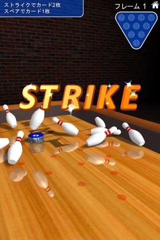 10 Pin Shuffle ボウリング ScreenShot1