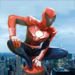 Super Rope Hero - Crime Hunter