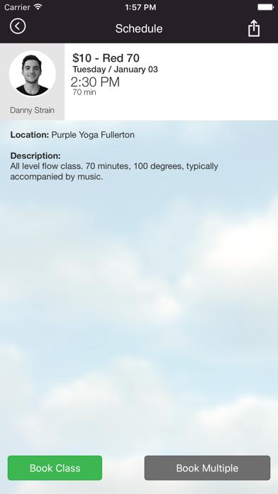 Purple Yoga screenshot four
