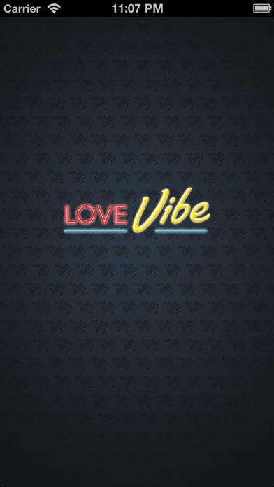 Love Vibe screenshot one