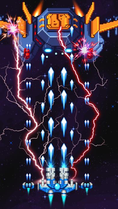 Alien War Spaceship Shooter screenshot 4