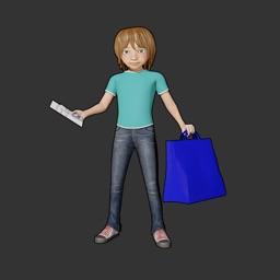 Siopa / Shopping