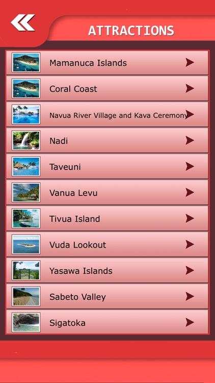 Fiji Island Tourism Guide screenshot-3