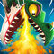 App Icon for Hungry Dragon App in India IOS App Store