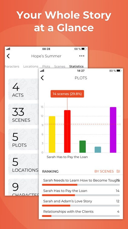 Story Planner for Writers screenshot-7